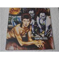 David Bowie - Diamond Dogs LP Vinyl Record For Sale