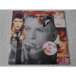David Bowie - ChangesBowie Clear Vinyl LP