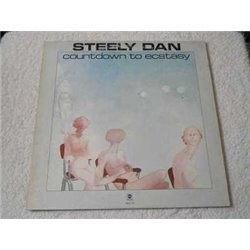 Steely Dan - Countdown To Ecstasy LP Vinyl Record