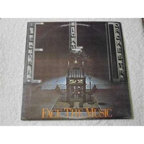 Electric Light Orchestra - Face The Music LP Vinyl Record