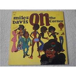 Miles Davis - On The Corner LP Vinyl Record For Sale
