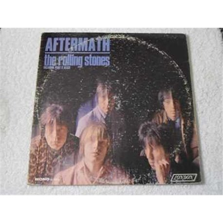 The Rolling Stones - Aftermath Including Paint It Black LP Vinyl Record For Sale