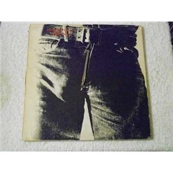 The Rolling Stones - Sticky Fingers LP Vinyl Record For Sale