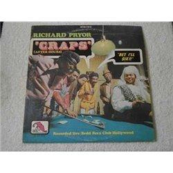 "Richard Pryor - ""CRAPS"" LP Vinyl Record For Sale"
