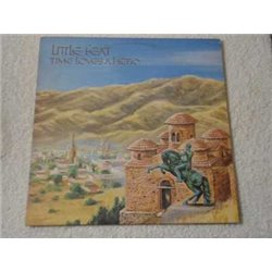 Little Feat - Time Loves A Hero LP Vinyl Record For Sale