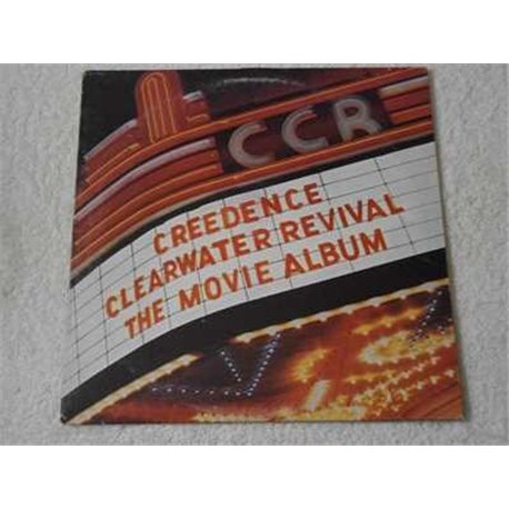 Creedence Clearwater Revival - The Movie Album LP
