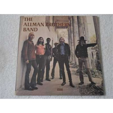 The Allman Brothers Band - Self Titled LP Vinyl Record