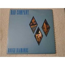 Bad Company - Rough Diamonds LP Vinyl Record For Sale