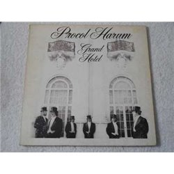 Procol Harum - Grand Hotel LP Vinyl Record For Sale
