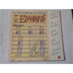 Jamming With Edward! - Mick Jaggar / Charlie Watts LP Vinyl Record For Sale