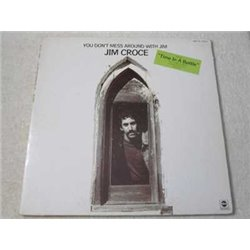 Jim Croce - You Dont Mess Around With Jim Vinyl LP Record