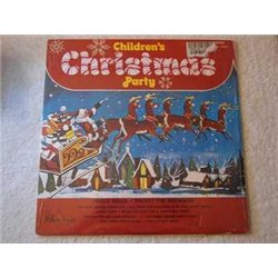 Childrens Christmas Party - Jingle Bells, Frosty And More LP Vinyl Record For Sale