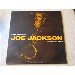 Joe Jackson - Body And Soul LP Vinyl Record For Sale