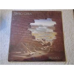 Spyro Gyra - Breakout LP Vinyl Record For Sale - SEALED