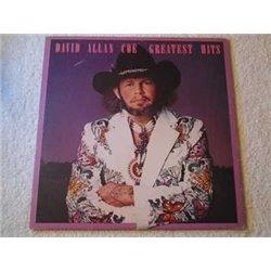 David Allan Coe - Greatest Hits LP Vinyl Record For Sale