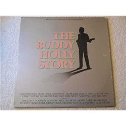 The Buddy Holly Story - Motion Picture Soundtrack LP Vinyl Record For Sale