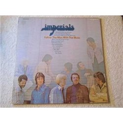 The Imperials - Follow The Man With The Music LP Vinyl Record For Sale