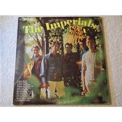 The Imperials - Love Is The Thing LP Vinyl Record For Sale