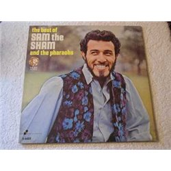Sam The Sham And The Pharaohs - The Best Of LP Vinyl Record For Sale