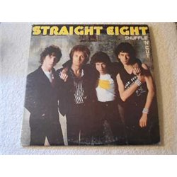 Straight Eight - Shuffle 'N' Cut LP Vinyl Record For Sale