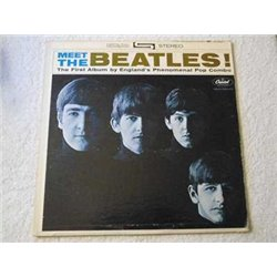 The Beatles - Meet The Beatles! LP Vinyl Record For Sale