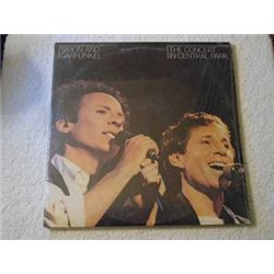 Simon And Garfunkel - The Concert In Central Park LP Vinyl Record For Sale