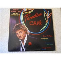 Barry Manilow - Paradise Cafe LP Vinyl Record For Sale