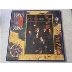 Duran Duran - Seven And The Ragged Tiger LP Vinyl Record For Sale