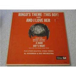 Ringo's Theme - (This Boy) And And I Love Her LP Vinyl Record For Sale