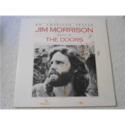 The Doors - Jim Morrison - An American Prayer LP Vinyl Record For Sale