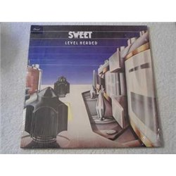 Sweet - Level Headed LP Vinyl Record For Sale