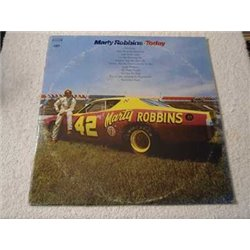 Marty Robbins - Today LP Vinyl Record For Sale