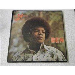 Michael Jackson - BEN LP Vinyl Record For Sale