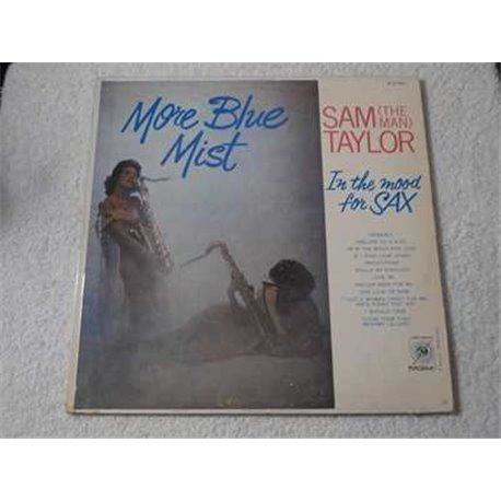Sam (The Man) Taylor - More Blue Mist LP Vinyl Record For Sale