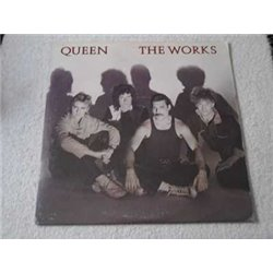 Queen - The Works LP Vinyl Record For Sale