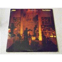 ABBA - The Visitors LP Vinyl Record For Sale