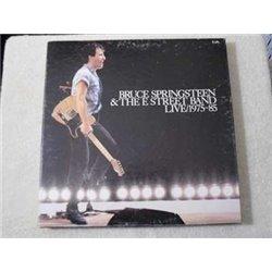 Bruce Springsteen - Live 1975-85 5xLP Vinyl Record For Sale