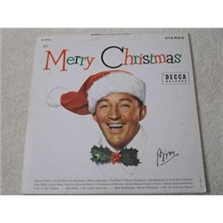 Bing Crosby - Merry Christmas LP Vinyl Record For Sale