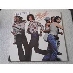Chicago - Hot Streets LP Vinyl Record For Sale