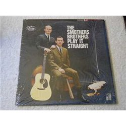 The Smothers Brothers - Play It Straight LP Vinyl Record For Sale