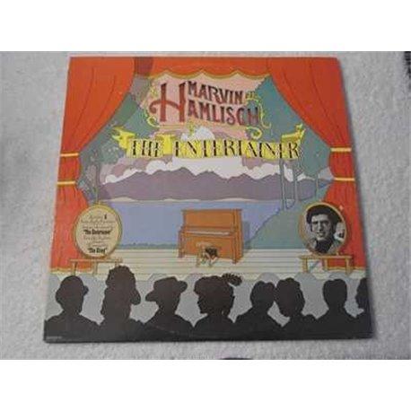 Marvin Hamlisch - The Entertainer LP Vinyl Record For Sale
