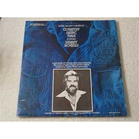 Country Music Time - Country Music Compilation LP Vinyl Record For Sale