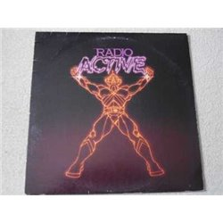 Radio Active - Classic Rock Compilation LP Vinyl Record For Sale