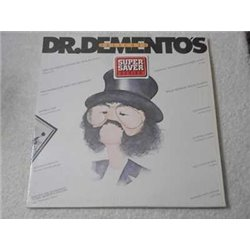 Dr. Demento's Delights - Radio Parody Compilation LP Vinyl Record For Sale