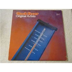 Rock Fever - Classic Rock Compilation LP Vinyl Record For Sale