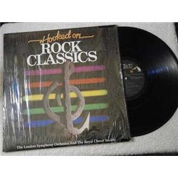 Hooked On Rock Classics - London Symphony Orchestra LP Vinyl Record For Sale