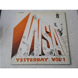 WSAI Radio - Yesterday Vol. 1 LP Vinyl Record For Sale