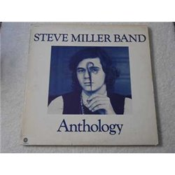 Steve Miller Band - Anthology LP Vinyl Record For Sale