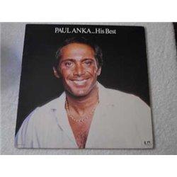 Paul Anka - His Best LP Vinyl Record For Sale