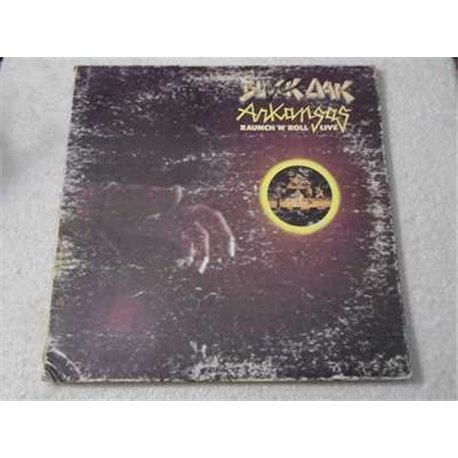 Black Oak Arkansas - Raunch 'N' Roll Live LP Vinyl Record For Sale